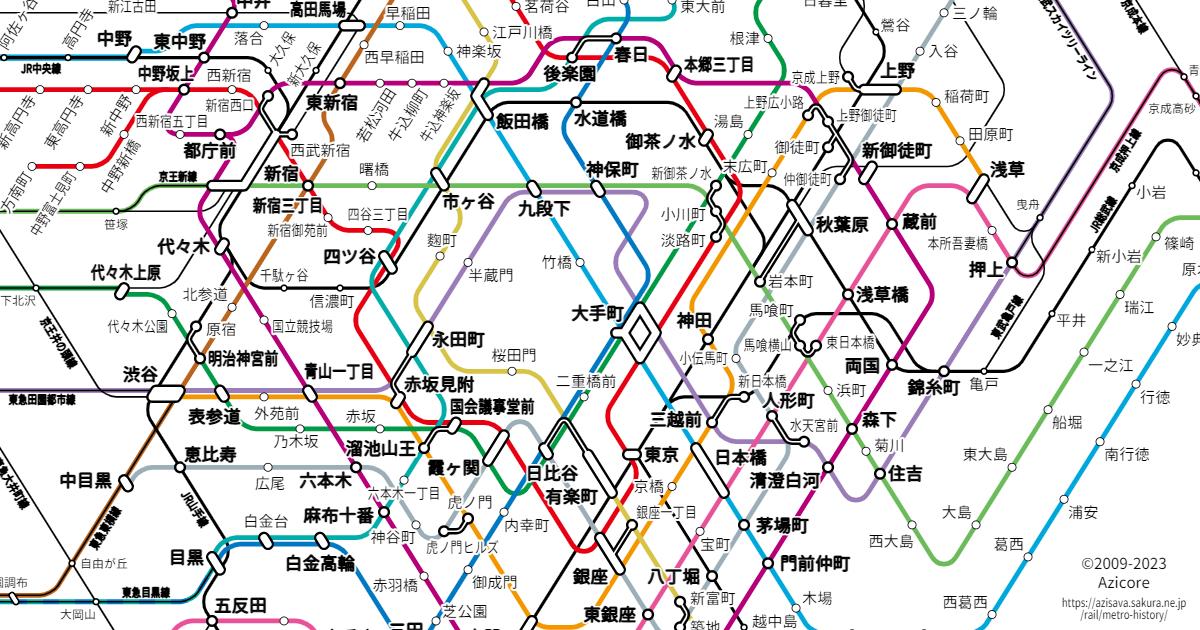 線 図 東京 メトロ 銀座 路線 東京メトロ銀座線